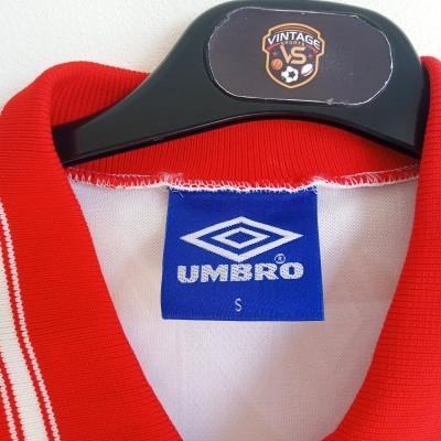 "SC Salgueiros Home Shirt 1999-2000 (S) ""Good"""