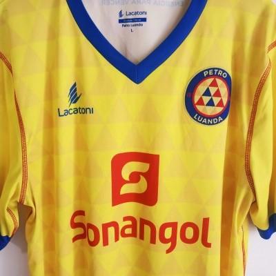 "Petro Luanda Home Shirt 2018-2019 (L) ""Very Good"""