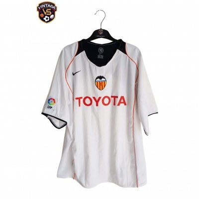 "Valencia CF Home Shirt 2004-2005 (XL) ""Very Good"""