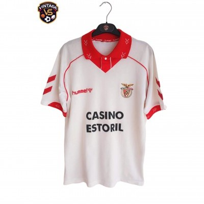 "SL Benfica Away Shirt 1993-1994 (M) ""Good"""