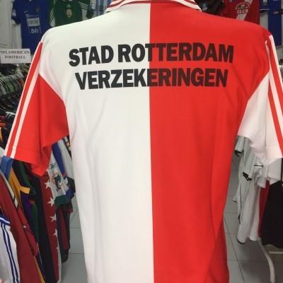 Feyenoord Rotterdam Home Shirt 1994-95 (L)