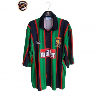 "Aston Villa FC Away Shirt 1993-1995 (XXL) ""Very Good"""