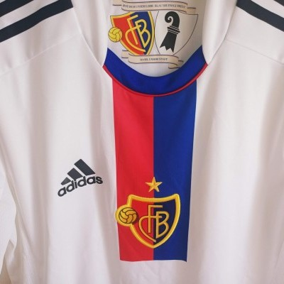 """FC Basel Away Shirt Player Issue 2012-2013 (S) """"Perfect"""""""