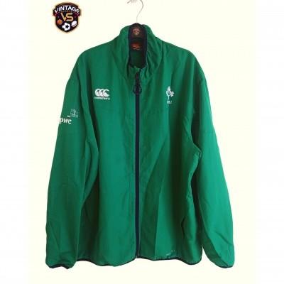 "Ireland Rugby Jacket Canterbury Vaposhield (XL) ""Very Good"""