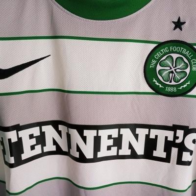 "Celtic FC Away Shirt 2011-2012 (L) ""Perfect"""