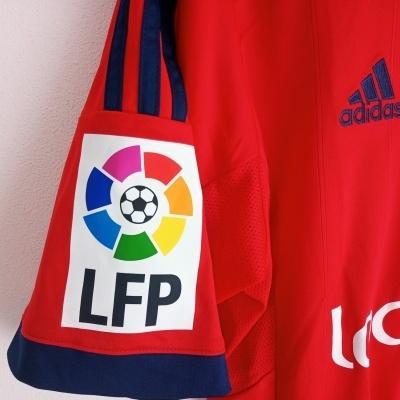 "CA Osasuna Home Shirt 2014-2015 (S) ""Perfect"""