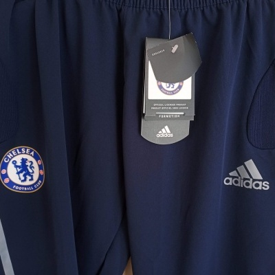 NEW Chelsea FC Tracksuit Trousers 2006-2007 (L)