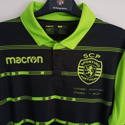 """Sporting CP Away Shirt 2017-2018 (S) """"Perfect"""""""