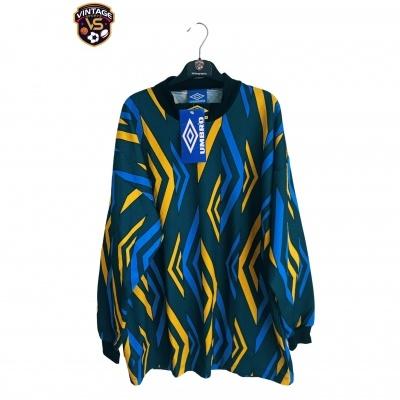 NEW Vintage Goalkeeper Shirt Umbro 1990s (XXL)