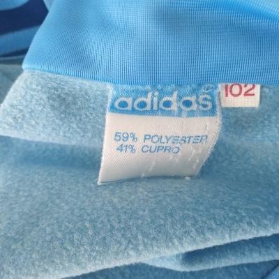 "Vintage Adidas Track Top Jacket Blue (M) ""Very Good"""