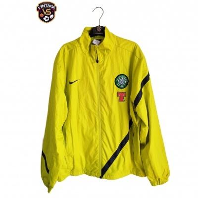 """Celtic FC Elite Team Jacket 2011-2012 (XL) """"Very Good"""""""