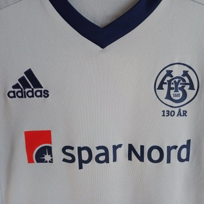 "AAB Aalborg BK 130 Years Away Shirt 2015-2016 #11 (Youths) ""Very Good"""
