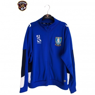 "Sheffield Wednesday Issue Track Top Jacket 2016-2017 (L) ""Good"""