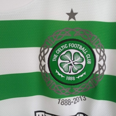 """Celtic FC 125 Years Home Shirt 2012-2013 (S) """"Very Good"""""""