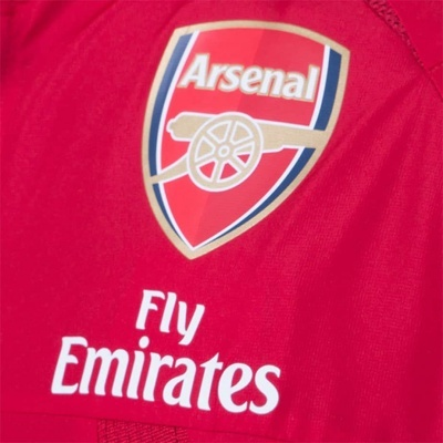 NEW Arsenal FC Lightweight Stadium Jacket 2017-2018 (S)