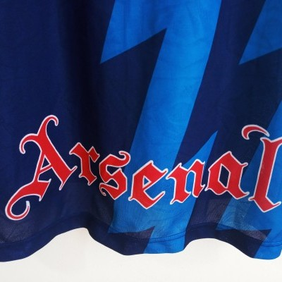 "Arsenal FC Away Shirt 1995-1996 (L) ""Very Good"""