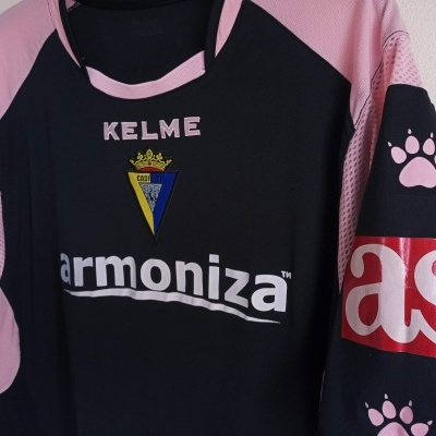 "Cadiz CF Away Shirt 2006-2007 (L) ""Very Good"""