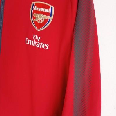 "Arsenal FC Stadium Jacket 2017-2018 (XL) ""Perfect"""