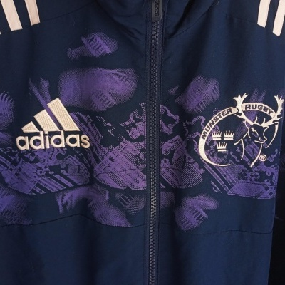 """Munster Rugby Jacket 2016 (S) """"Very Good"""""""
