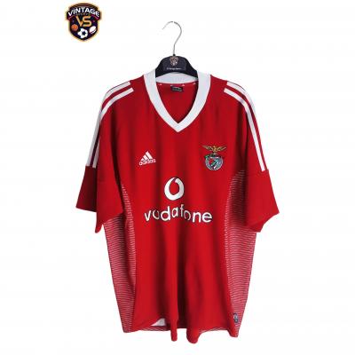 """SL Benfica Third Shirt 2002-2003 (L) """"Very Good"""""""