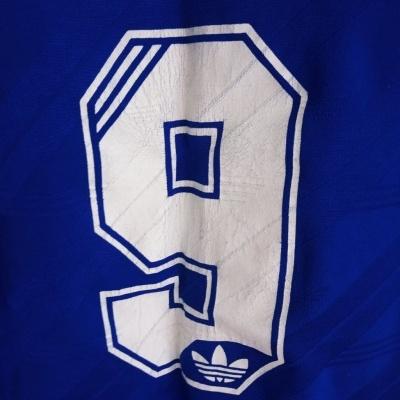 """Matchworn Redbergslids IK Handball Shirt #9 (L) """"Very Good"""""""