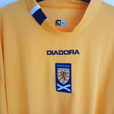 NEW Scotland Third Shirt 2004-2006 (XL)
