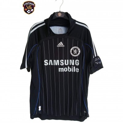 "Chelsea FC Away Shirt 2006-2007 (M) ""Very Good"""