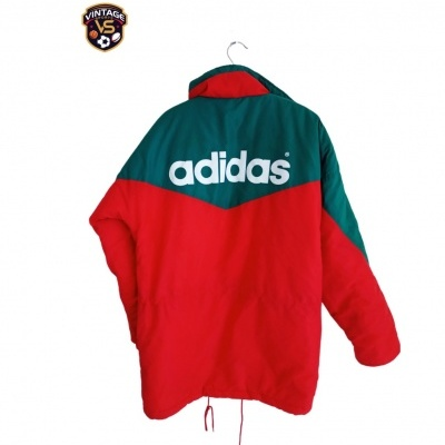 """Liverpool FC Padded Bench Jacket 1992 (S) """"Very Good"""""""