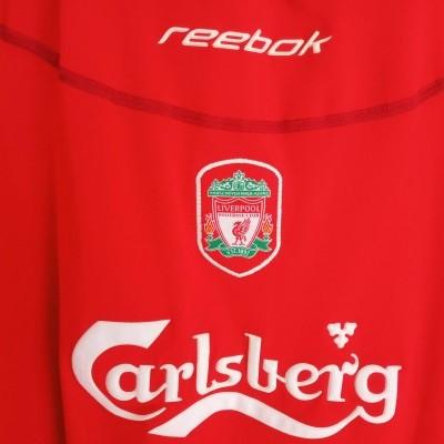 "Liverpool FC Home Shirt 2002-2004 (L) ""Good"""