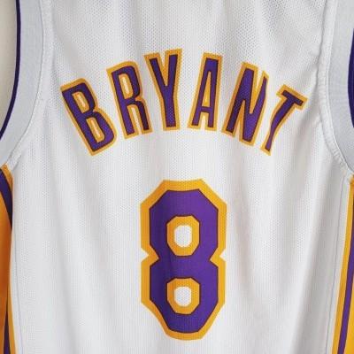 "LA Los Angeles Lakers NBA Jersey #8 Bryant (L) ""Very Good"""