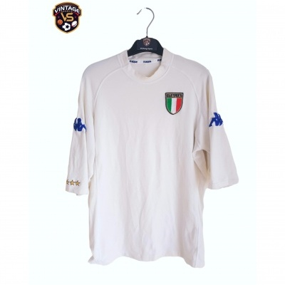 "Italy Away Shirt 2000-2002 (XXL) ""Good"""