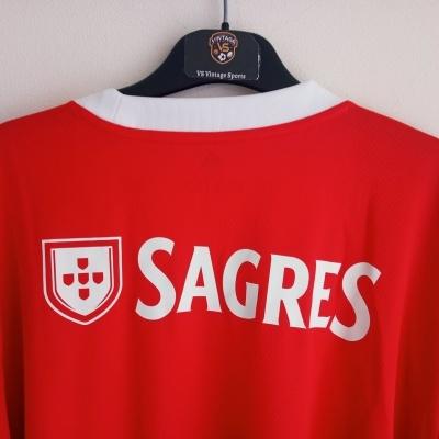 NEW SL Benfica Home Shirt 2019-2020 (2XL)