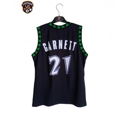 """Minnesota Timberwolves NBA Jersey #21 Garnett (S) """"Good"""""""
