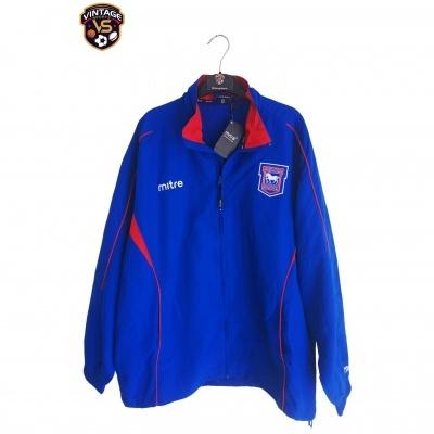 NEW Ipswich Town FC Bench Jacket 2012-2013 (XL)