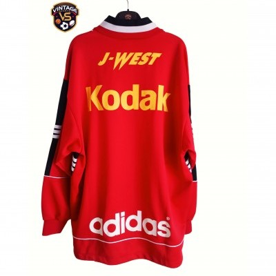 "J-League All Star West Issue Shirt 1997 ""Perfect"""