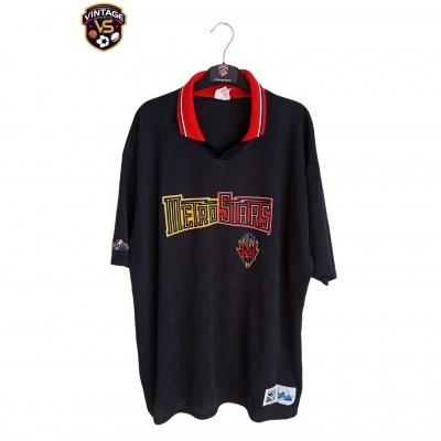 "New York Metrostars Special Shirt (XL) ""Good"""