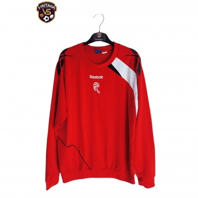 "Bolton Wanderers FC Sweatshirt 2011-2012 (L) ""Very Good"""