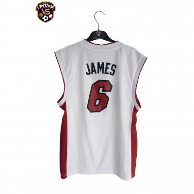 "Miami Heat NBA Jersey #6 James (S) ""Good"""