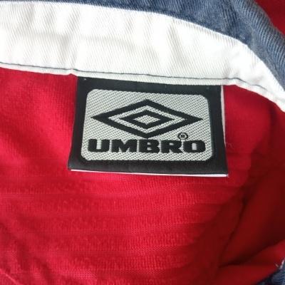 "England Away Shirt 1999-2001 (XL) ""Very Good"""