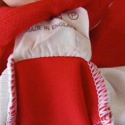 "SL Benfica Home Shirt 1989-1991 (S) ""Very Good"""