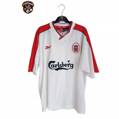 "Liverpool FC Away Shirt 1998-2000 (L) ""Good"""