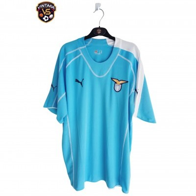 "SS Lazio Home Shirt 2005-2006 (XL) ""Very Good"""