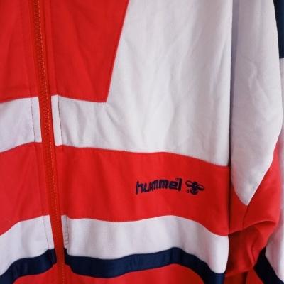 "Vintage Track Top Jacket Hummel (M) ""Very Good"""