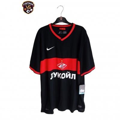 NEW Spartak Moscow Away Shirt 2013-2014 (XXL)