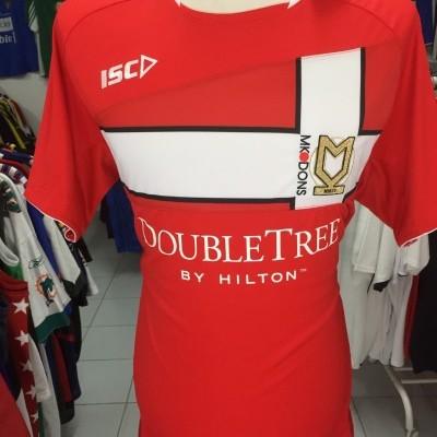 BNWT MK Dons FC Away Shirt 2011-12 (XL)