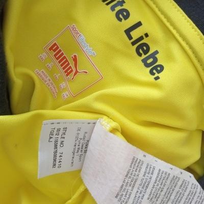 """Borussia Dortmund Home Shirt 2012-2013 #11 Reus (XXL) """"Very Good"""""""