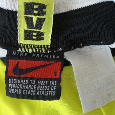 """BVB Borussia Dortmund Home Shirt L/S 1995-1996 (S) """"Good"""""""