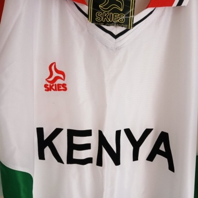 NEW Kenya Away Shirt 2002-2003 (XL)