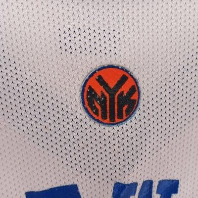 "New York Knicks NBA Jersey #8 Sprewell (40) ""Very Good"""
