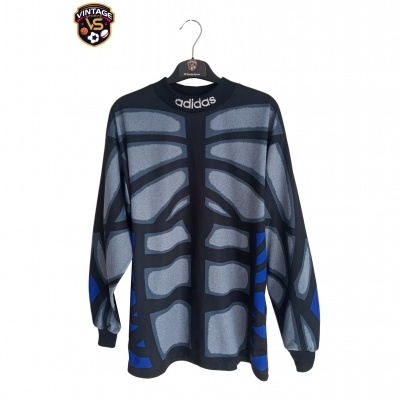 "Vintage Goalkeeper Shirt Adidas 1996-1997 (S) ""Very Good"""